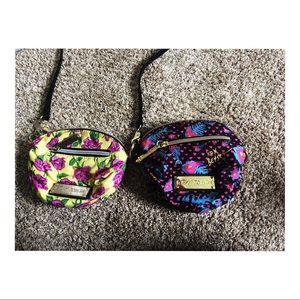 Betsy Johnson mini purses